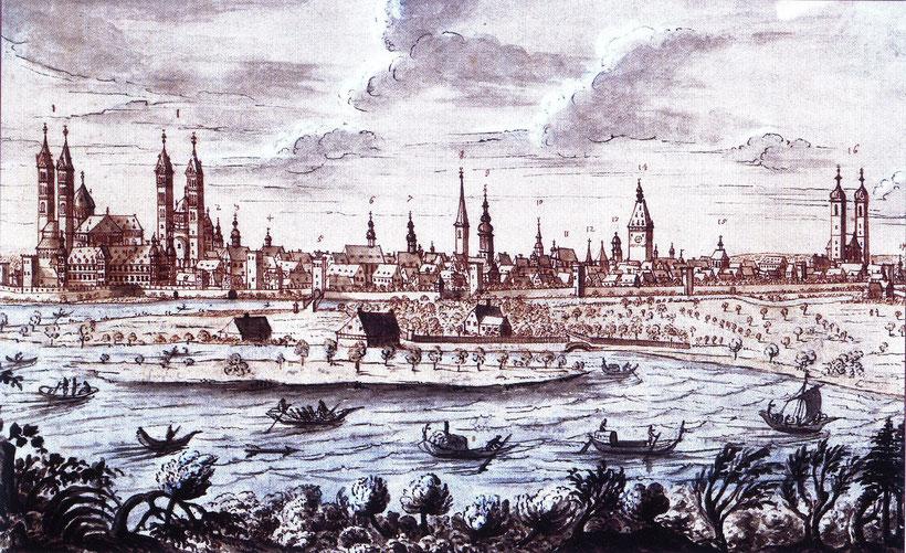 Speyer - vor 1750