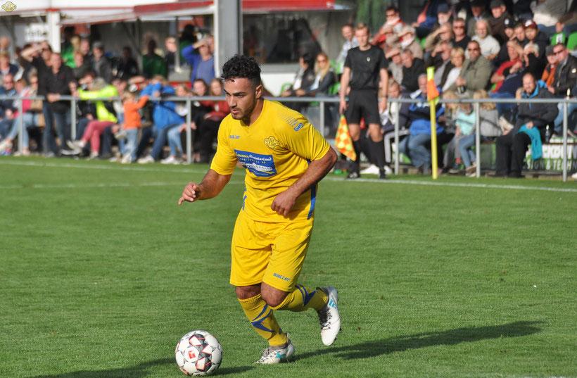 Nikky Goguadze wechselt zum Bremer SV.