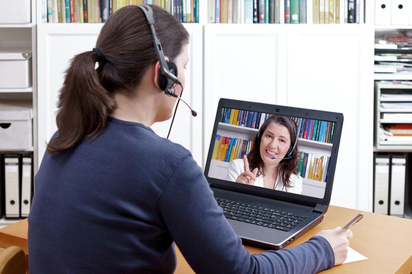 Videos & Video-Chats: Optimal wirken, überzeugend rüberkommen