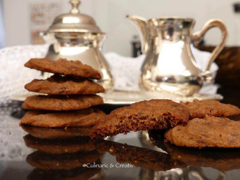 Schoko-Espresso-Cookies