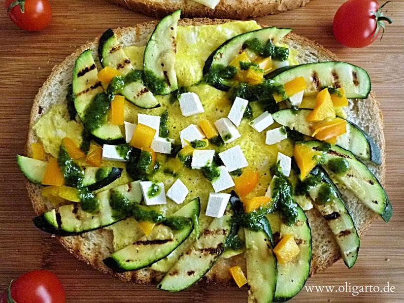 Bruschetta Rezepte Recipes Oligarto Blogzine Kochen