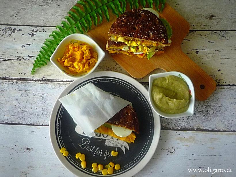 Rezepte Sandwich Blogzine OLivenöl
