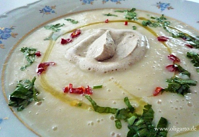 Suppen Rezepte Pastinake Oligarto Blogzine