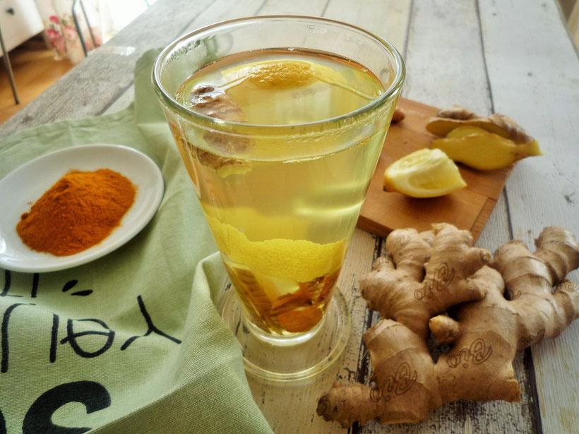 Kurkuma Heilwirkung Olivenöl Gesundheit Nature Oigarto Blogzine