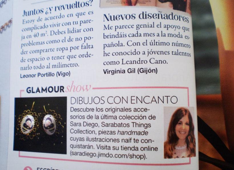 Revista Glamour Mayo 2013