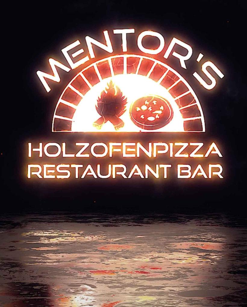 Mentor's Holzofenpizza – Holzofenpizzeria in München Maxvorstadt, mediterrane Küche