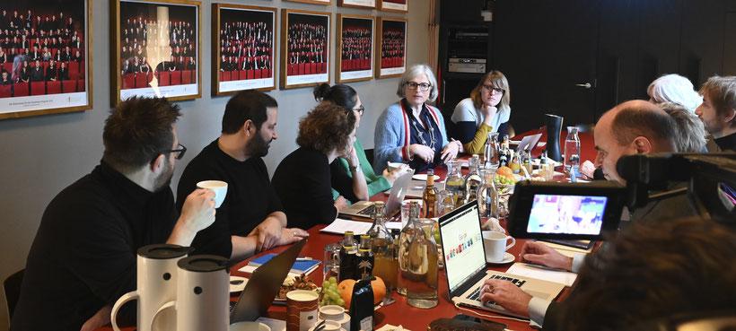 Jurysitzung Europa im Film, Rückblick Jurysitzung