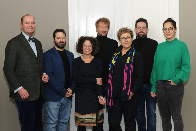 Jury, Jurysitzung Europa im Film