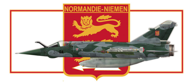 Dassault Mirage F1CT Régiment Normandie Niemen