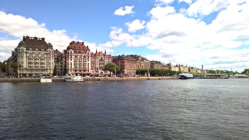 Stockholm Sweden ofpenguinsandelephants Östermalm Strandvägen