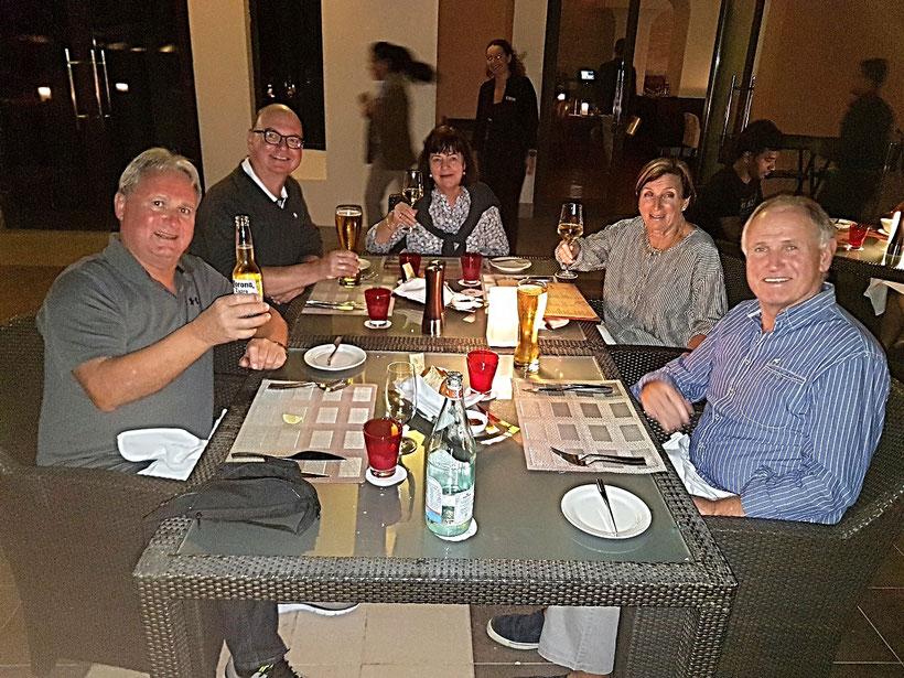 TravelBrain Reisen - Drink im Shangri-La Hotel Barr al Jissah Resort & Spa
