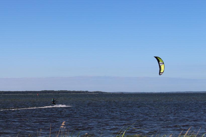 Ostsee Rügen Kite Kurs