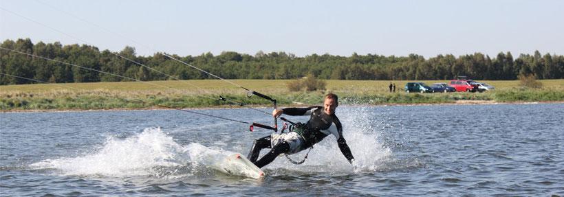 Kitesurfkurs Ostsee