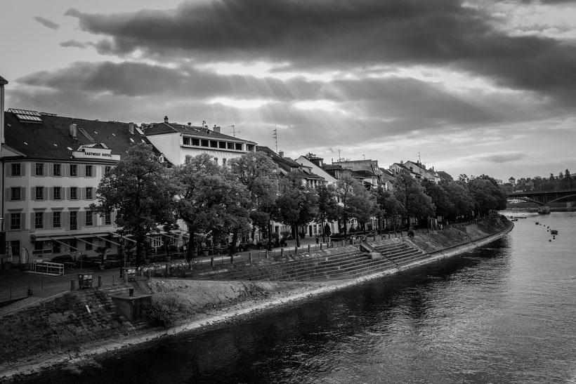 Rheinufer Klein Basel 2017