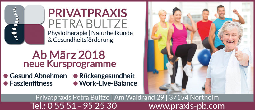 Kurse Fitness Northeim