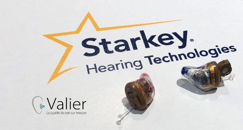 L'intra cic une aide auditive invisible réalisée sur mesure de l'oreille valier.be