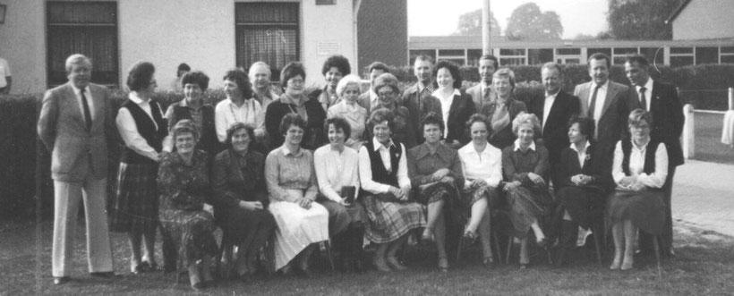 Klassentreffen im Jahr 1979