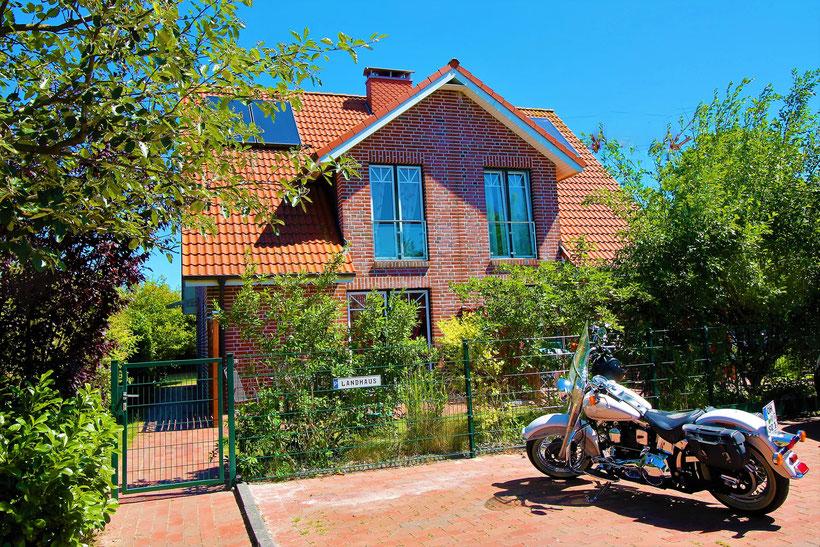 Ferienhaus Landhaus der Familie Spitzer in Kellenhusen