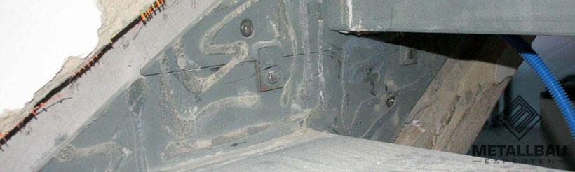 Metallbau Experten - Expertise Gutachten Fenster Anschluss