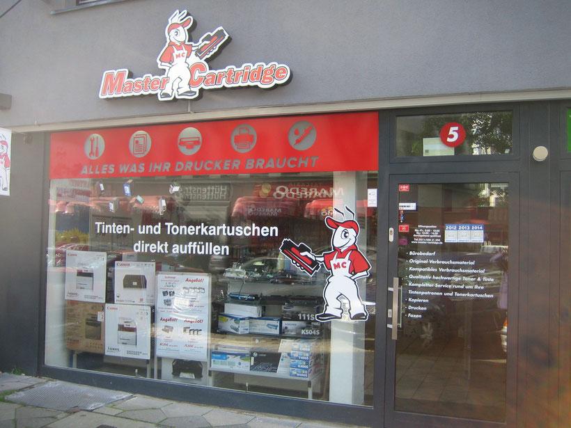 Toner und Tinten Druckerpatronen in Düsseldorf Zentrum