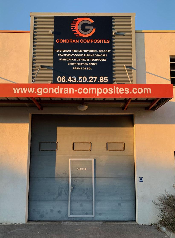 Atelier Gondran Composites