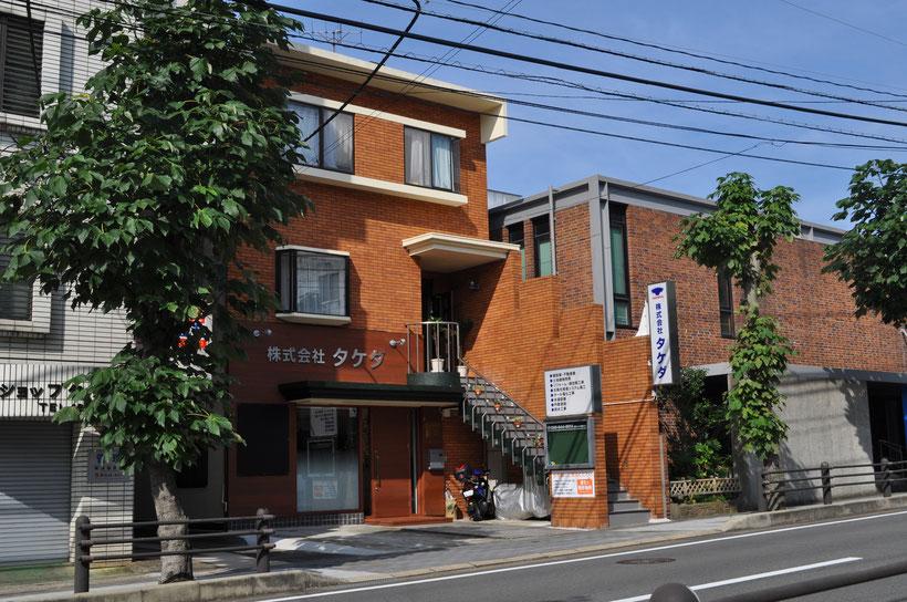 長崎バス「八幡神社前」バス停 徒歩1分 / 三宅脳神経外科様の隣