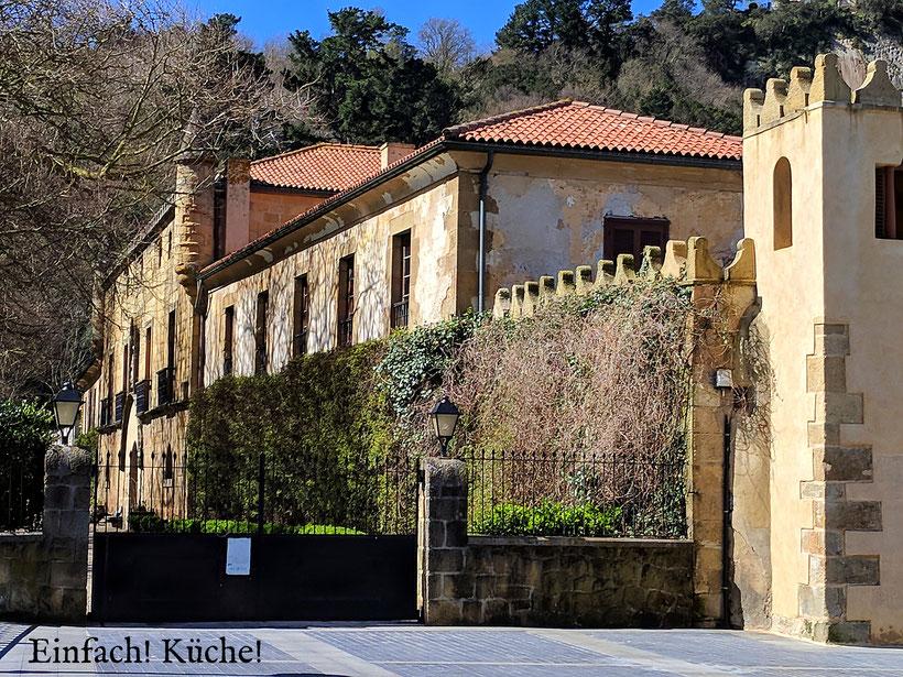 Einfach! Küche! Golf von Biskaya - Palacio de Narros in Zarautz - Baskenland - Spanien