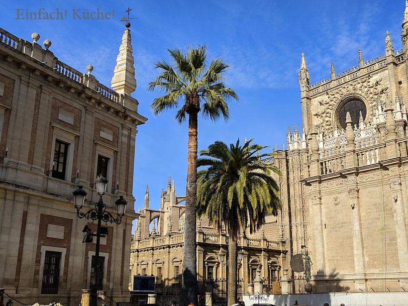 Alcázar, Sevilla, Andalusien, Spanien
