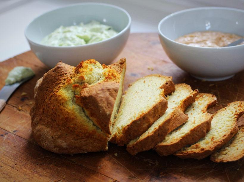 Einfach! Küche! Irish Soda Bread - das Brot der grünen Insel