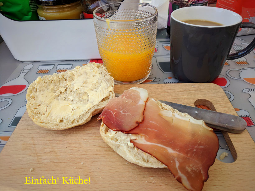 Einfach! Küche! Unser Tag in Bildern: Frühstück