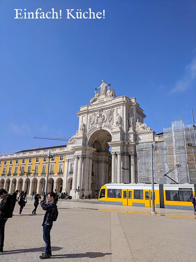 Einfach! Küche! (ab)gefahren - Adeus Algarve - Lissabon