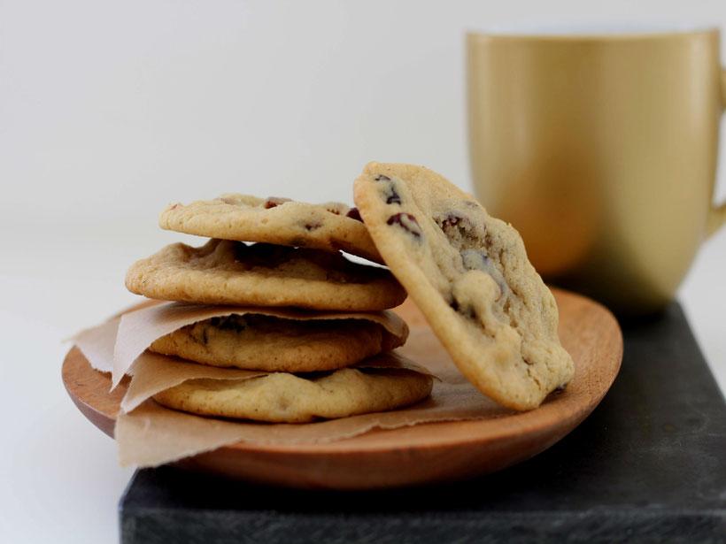 Einfach! Küche! Adventskalender 2018 - Türchen Nr. 23 - American Cookies