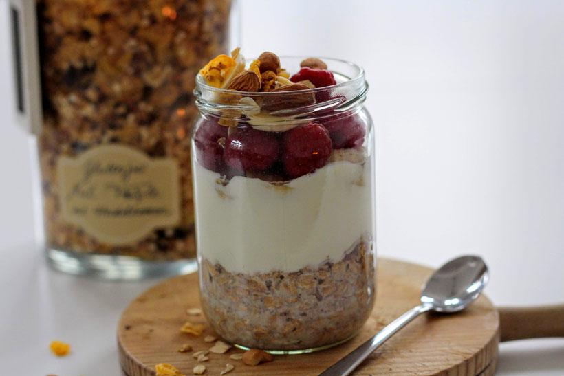 Einfach! Küche! Overnight Oats - Superfood fürs Superfrühstück