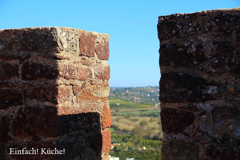 Einfach! Küche! (ab)gefahren - Adeus Algarve - Castelo Silves