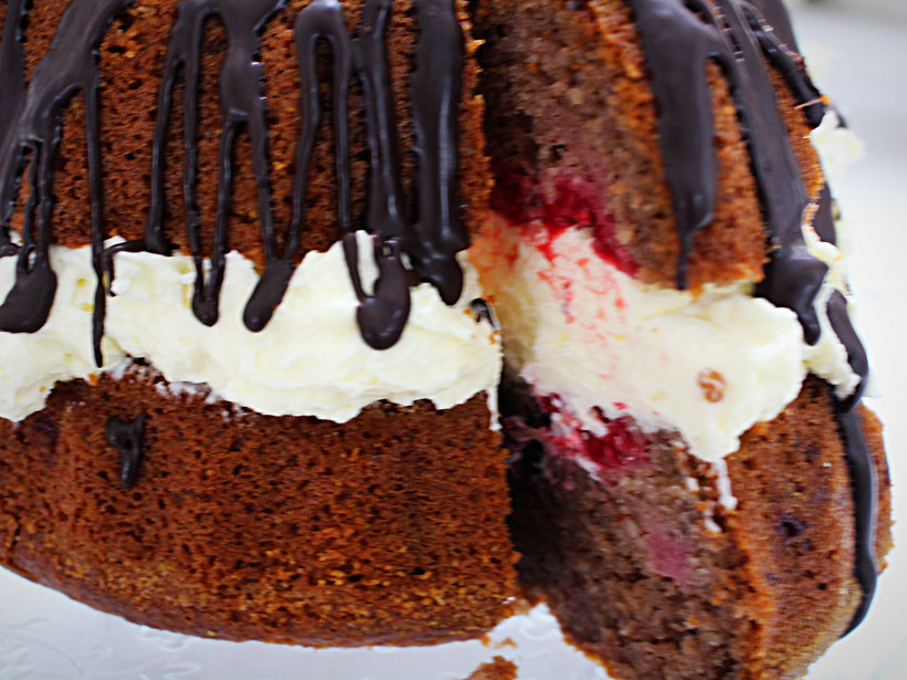 Einfach! Küche! #Die Pottkieker - Ofenkino: SchokoladenGugl als Torte