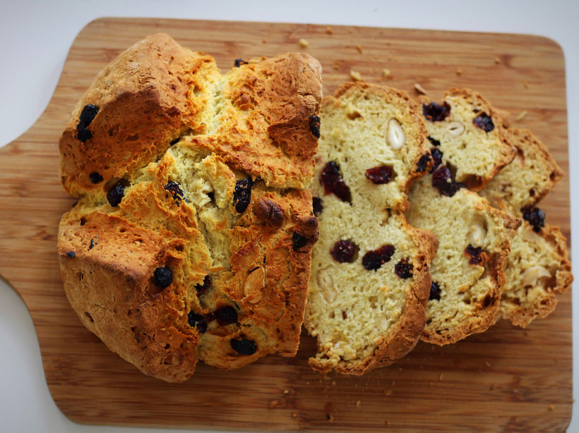 Einfach! Küche! Irish Soda Bread - das Brot der grünen Insel - #Verwandtschaftzumvernaschen