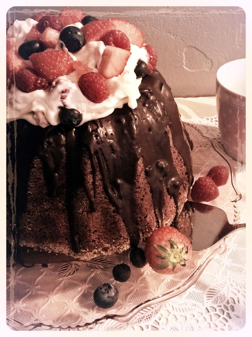 Einfach! Küche! #Die Potkieker - Ofenkino: Schokoladen Guglhupf
