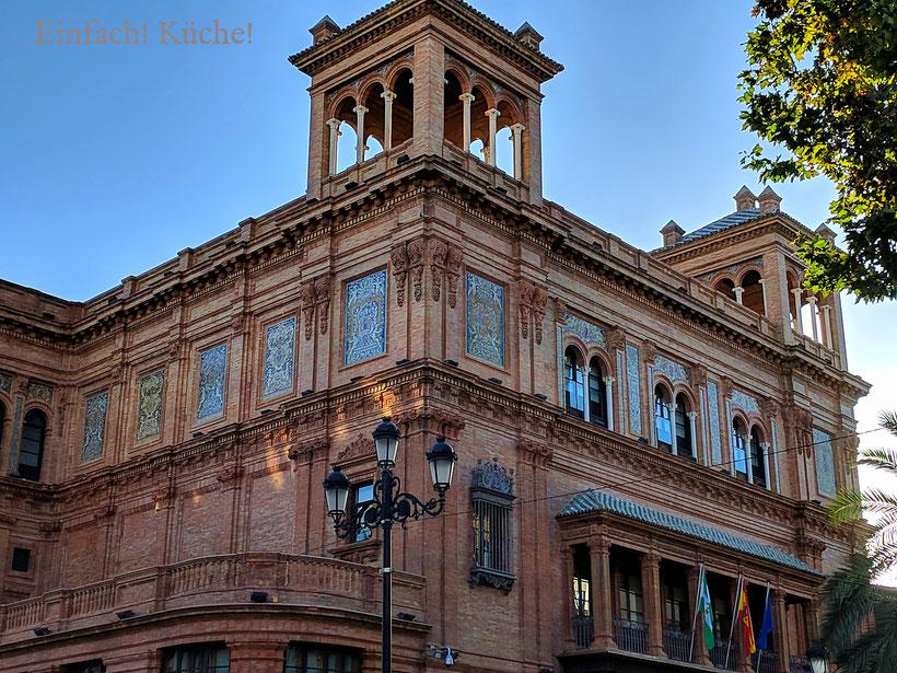 Sevilla, Andalusien, Spanien