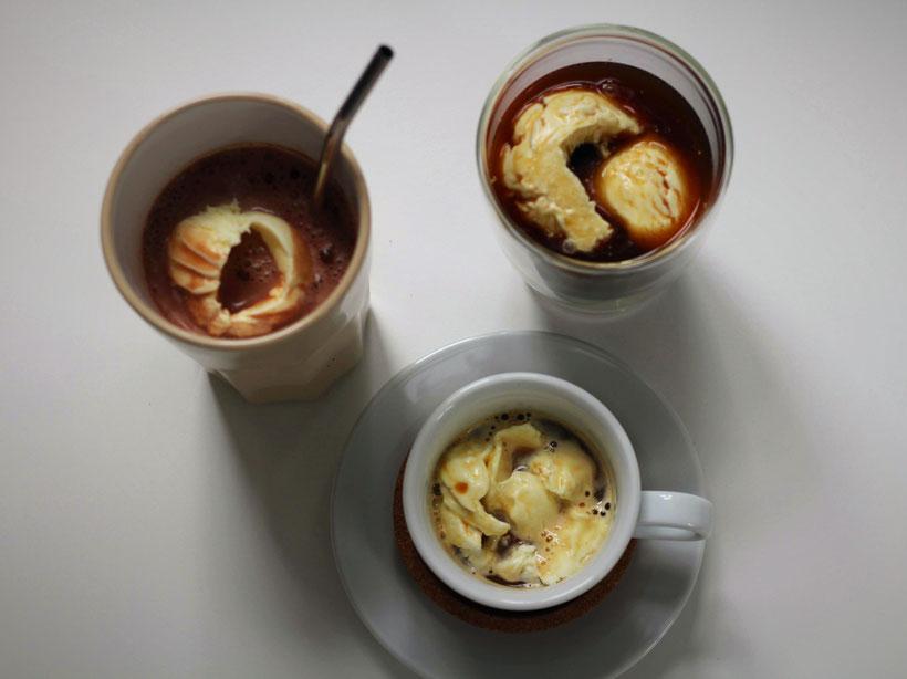 Einfach! Küche! Eiskaffee und Eisschokolade