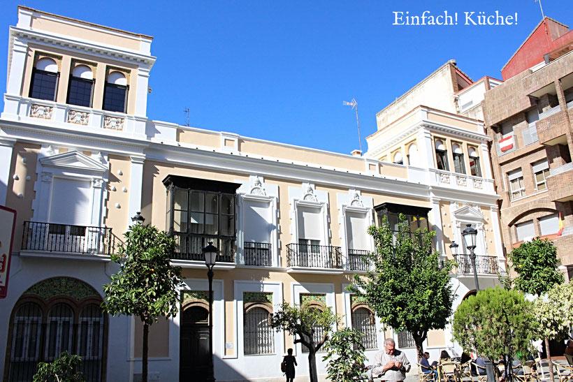 Ein Stadthaus in Huelva