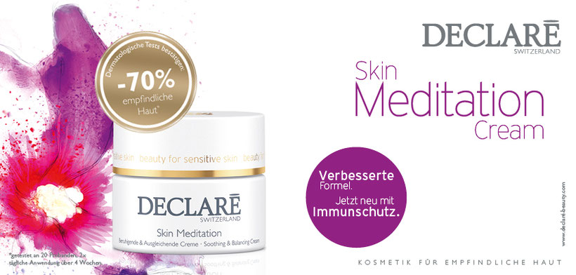 Skin Meditation Cream von Declare