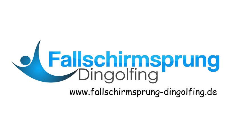 Fallschirmsprung Flugplatz Dingolfing