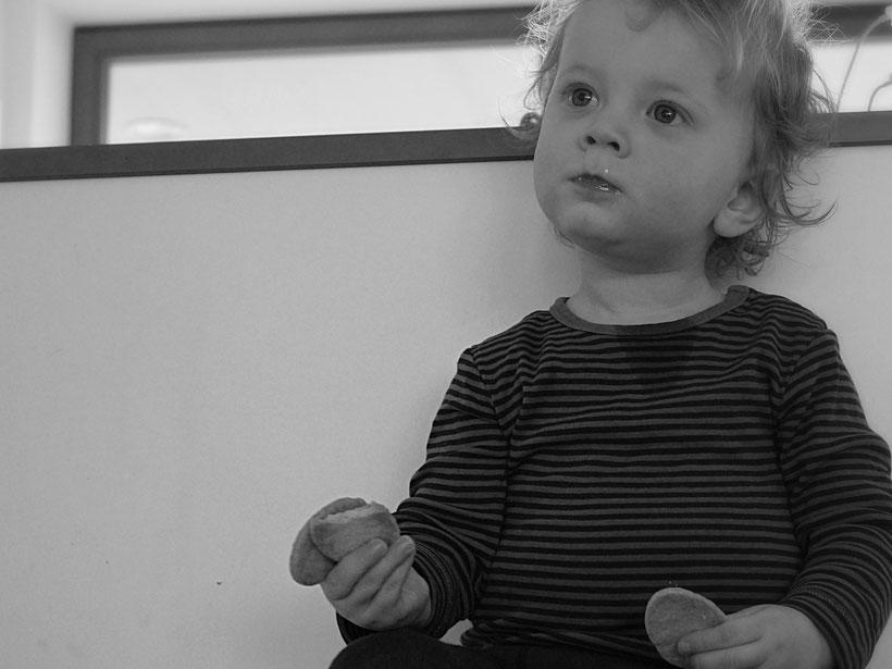 Elterliche Erkenntnisse #2: Warum Eltern immer Essen dabei haben!