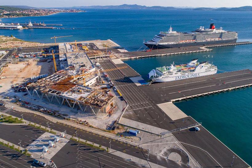 küstenpatente kroatische bootsführerscheine boat skipper A & B kurs Zadar prüfung hafenamt zadar altstadt gazenica