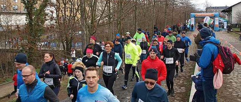 Der Leipziger Brückenlauf erfreut sich zunehmender Aufmerksamkeit