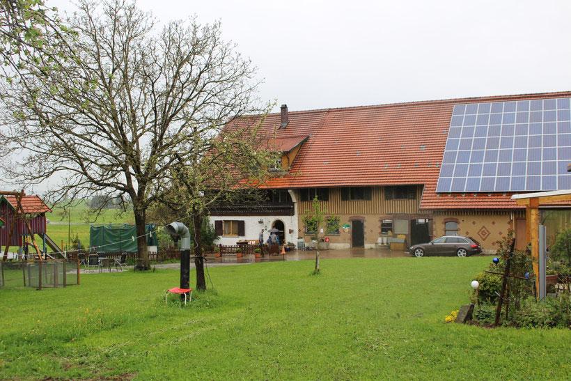 Der Tannenhof in Opfenbach, Westallgäu