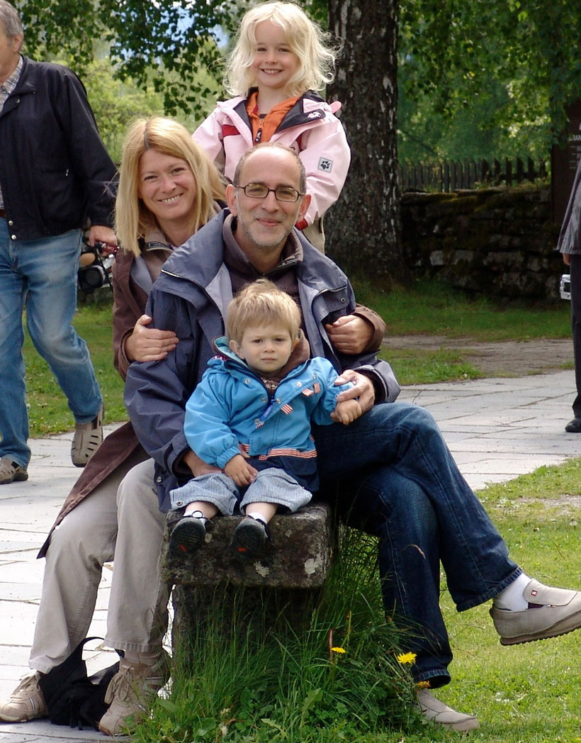 Familie Fahrtenschreiber