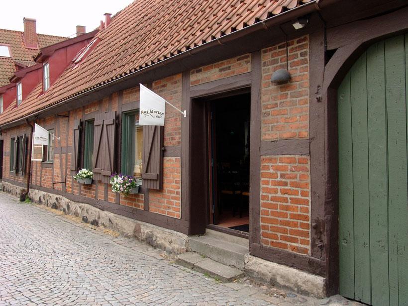 Das Buchcafe von Hos Morten