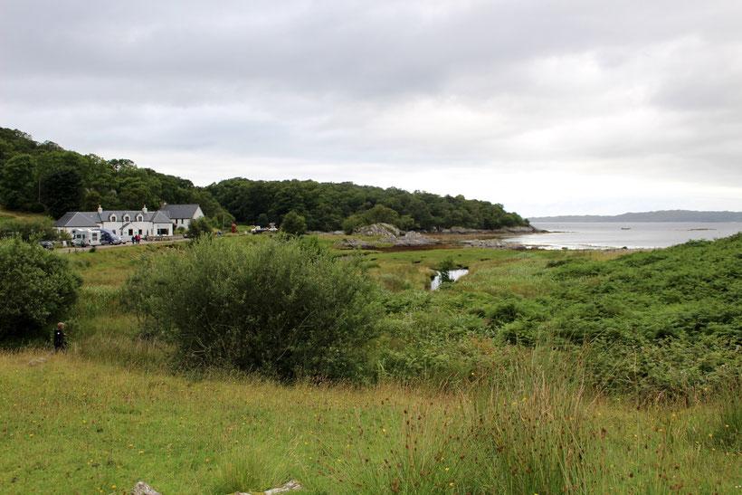 Glenuig, schottische Westküste, südliche Highlands