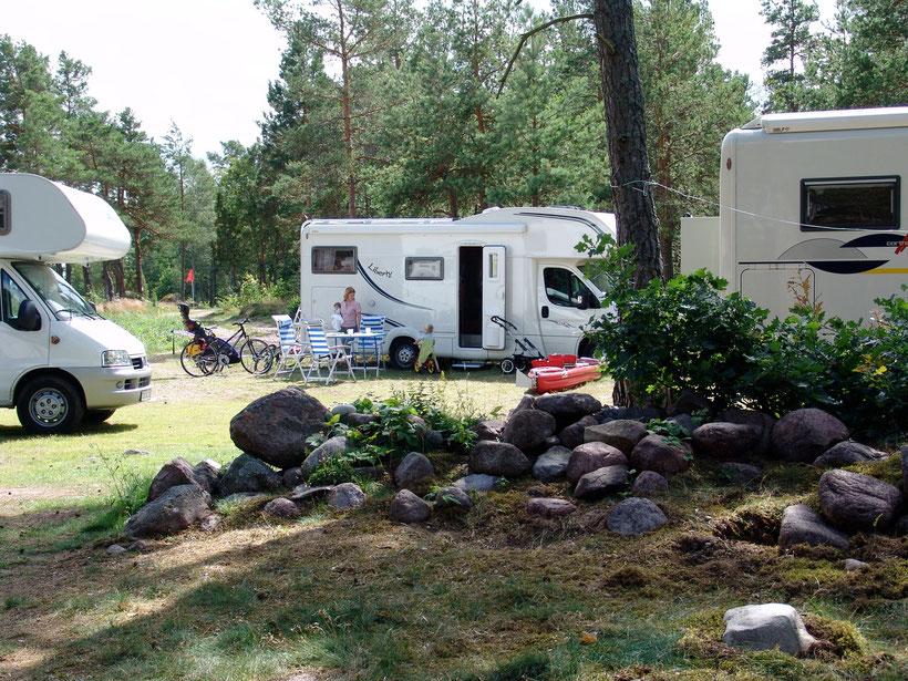 Naturcamping Nötö
